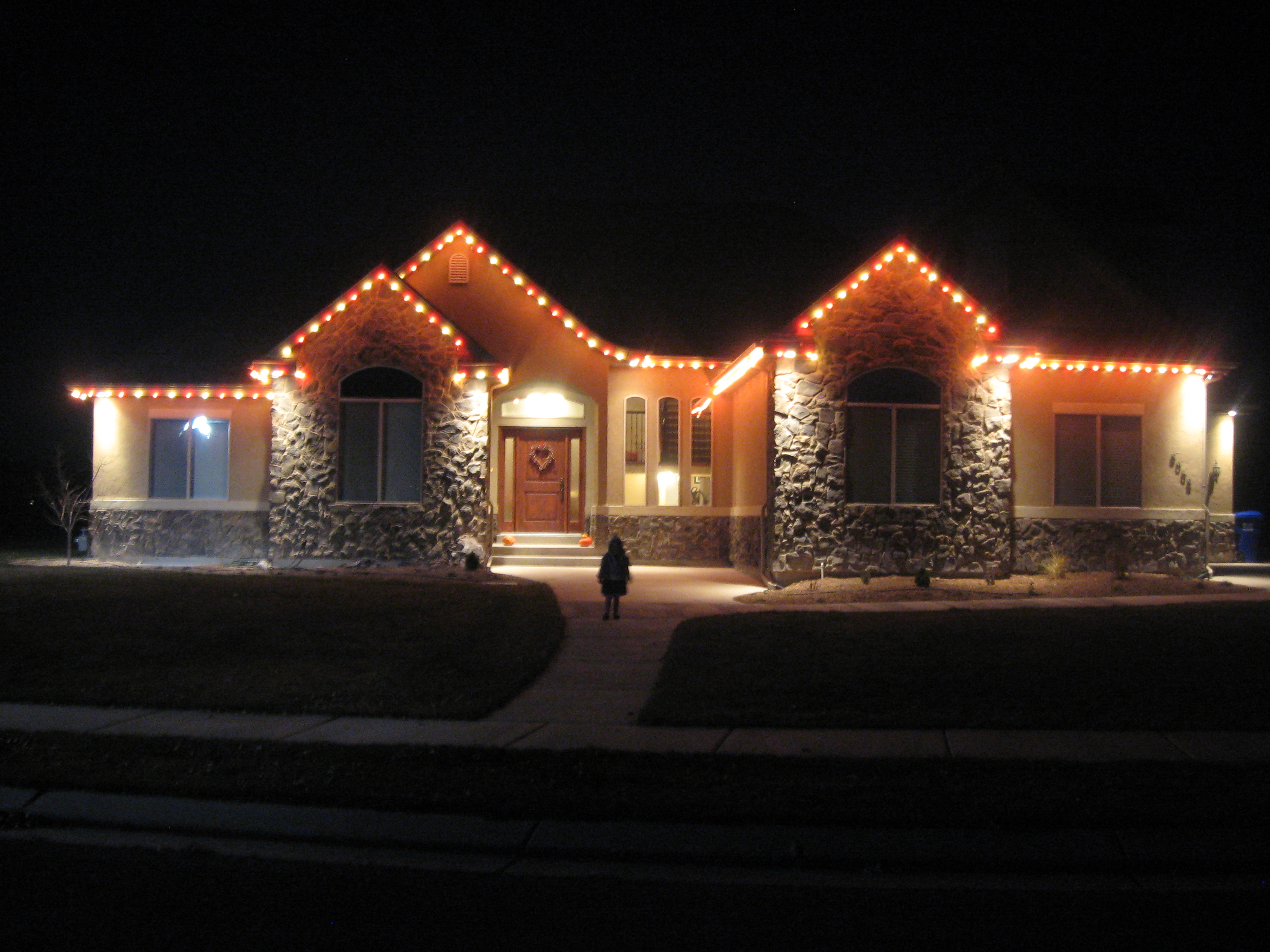 The lance family november 2011 archives Simple holiday home designs